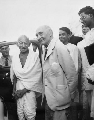 The life and mission of mahatma gandhi