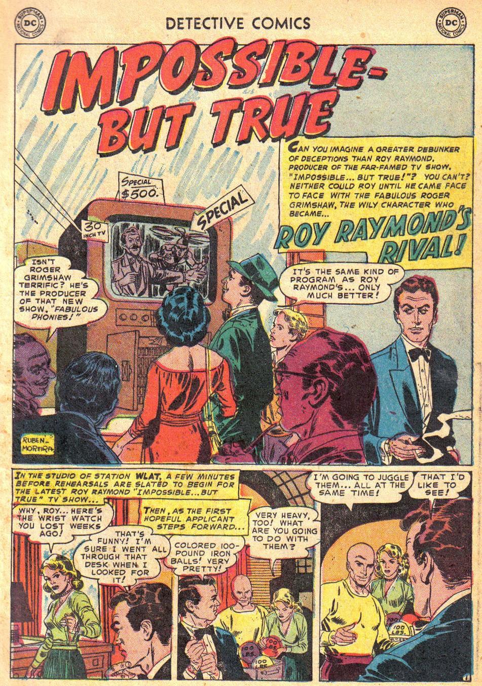 Detective Comics (1937) 193 Page 16