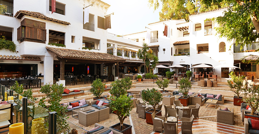 Built In The Style Of An Andalusian Village Resort Was Opened 1979 And Has Been A Fashionable Getaway Ever Since With All Ious Rooms