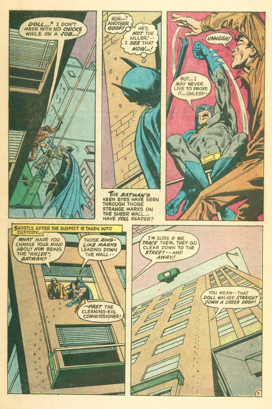 Detective Comics (1937) 427 Page 9