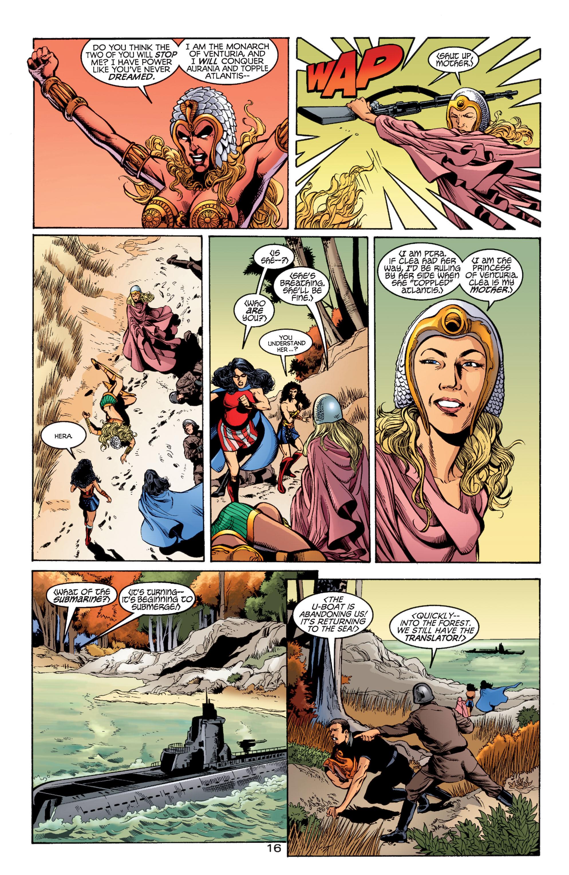 Read online Wonder Woman (1987) comic -  Issue #184 - 16