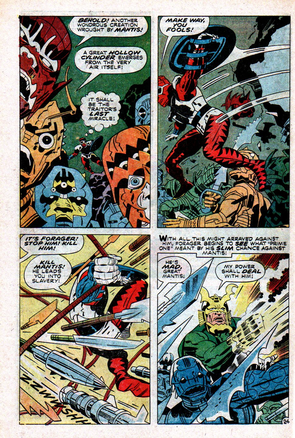 The New Gods (1971) issue 9 - Page 31