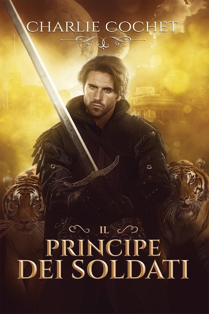 """Recensione: """"Il principe dei soldati"""" (Serie Il Cuore dei Soldati #1) di Charlie Cochet"""