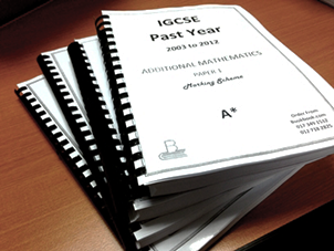 BestSeller IGCSE Past Papers