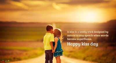 happy kiss day hindi shayari