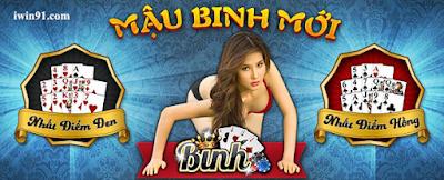 huong dan choi game mau binh trong game iwin online