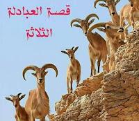 قصة العبادلة الثلاثة قصة عجيبة وغريبة قصص طويلة معبرة قصة مكتوبة ورائعة - الجوكر العربي