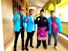 DPD KNPI Kota Dumai Hadiri MUSDA Lembaga Adat Melayu Riau