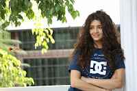 Actress Rithika Sing Latest Pos in Denim Jeans at Guru Movie Interview  0095.JPG