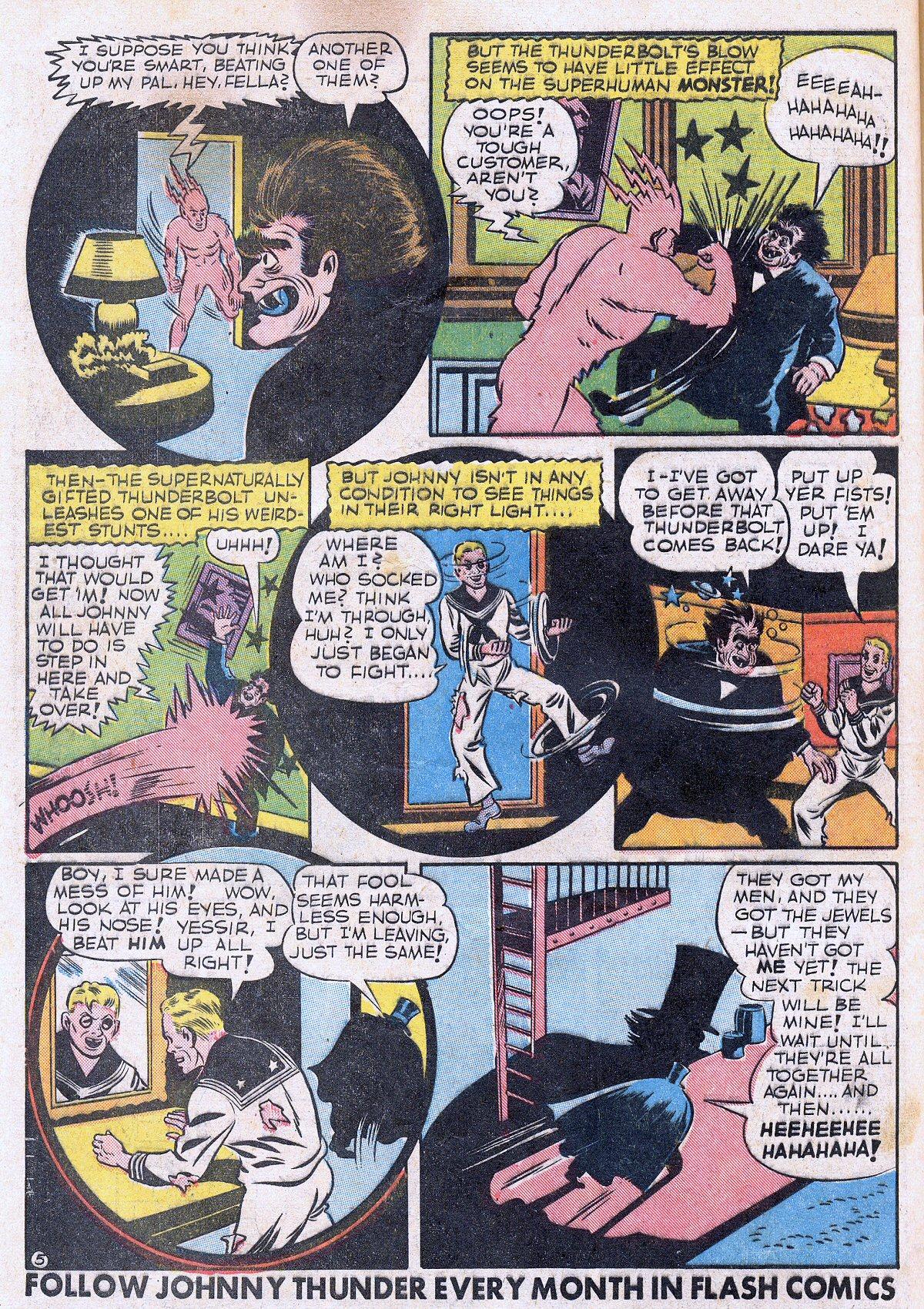 Read online All-Star Comics comic -  Issue #20 - 47