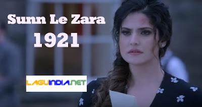 Sunn Le Zara - 1921