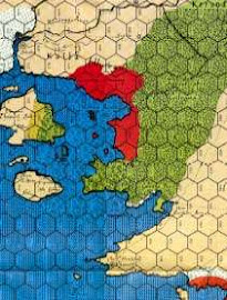 Empire of the Petal Throne - TSR Boxed Set Maps