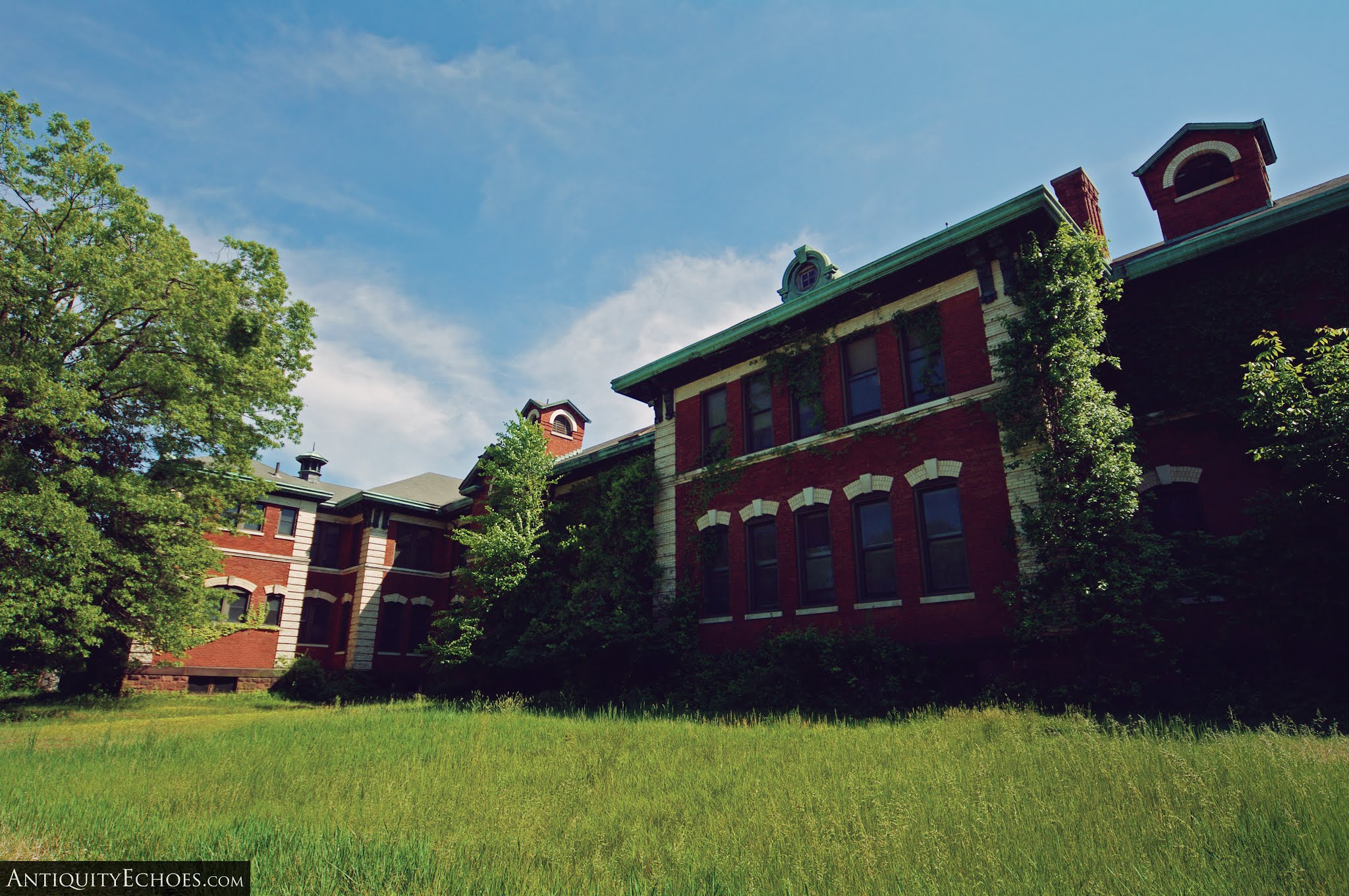 Overbrook Asylum - Building Five