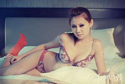 Foto Baby Jenny Model Malaysia Yang Berani Bugil 13