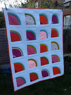 http://kathrynsbusytown.blogspot.co.uk/2017/01/watermelon-quilt.html