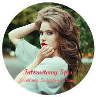 INTERNETOWY SPIS