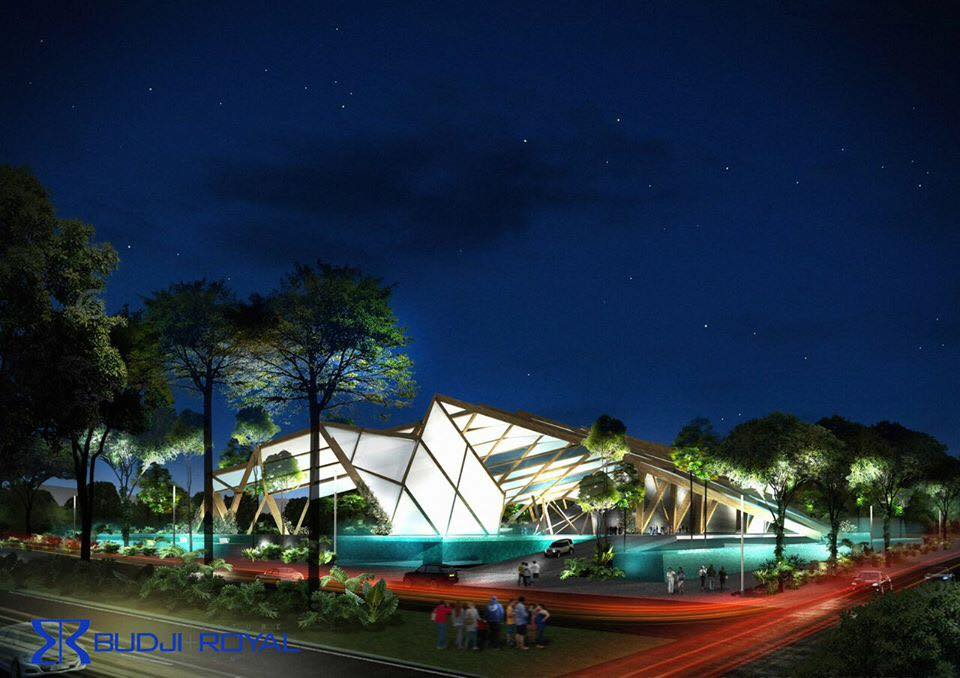 New Clark City Sport Hub- Home of 30th SEA Games