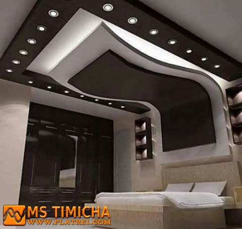 chambre a coucher ms timicha d coration marocaine. Black Bedroom Furniture Sets. Home Design Ideas