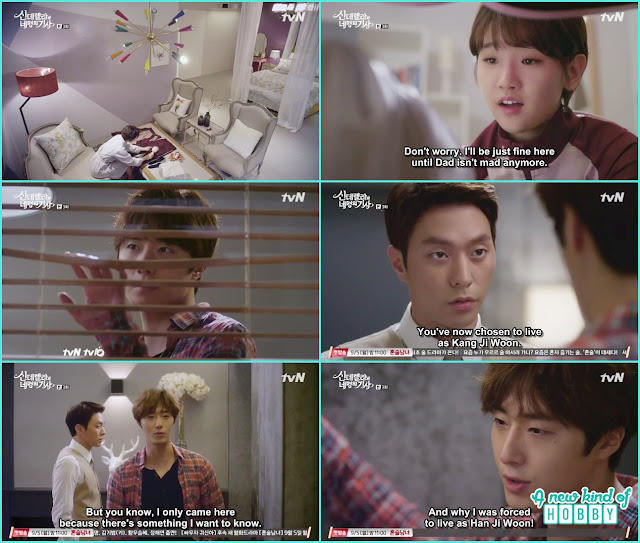 ji woon and yoon sung - Cinderella and 4 Knights - Episode 3 Review