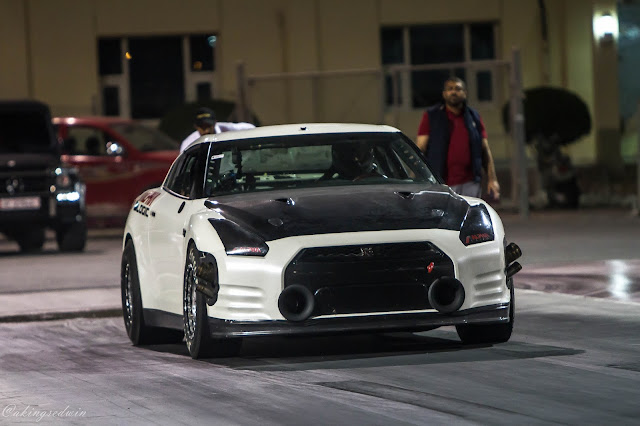 The 2nd quickest R35 in the world at 7.05@206 1/4 Mile - Alpha Logic Performance - Photos by Kings Edwin