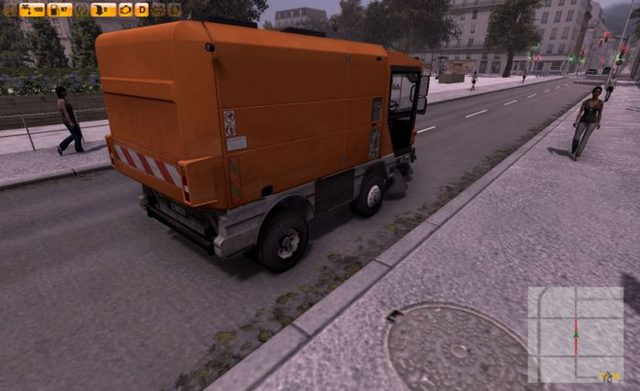 Street Cleaning Simulator PC Full
