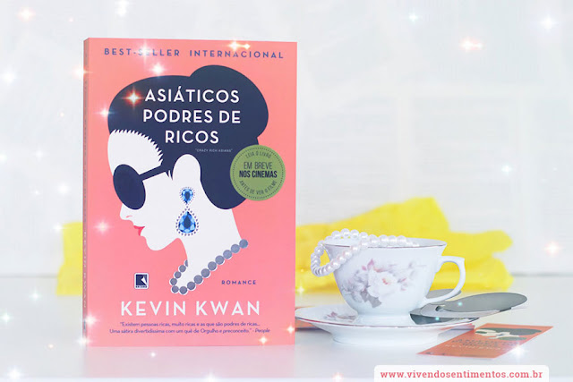 Asiáticos Podres de Ricos - Kevin Kwan