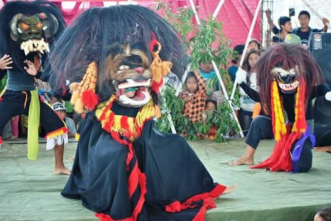 Cerita Budaya : Asal Usul Kesenian Barongan Blora