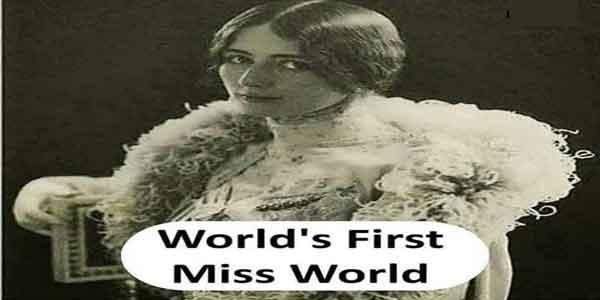 daftar yang pertama kali ada di dunia