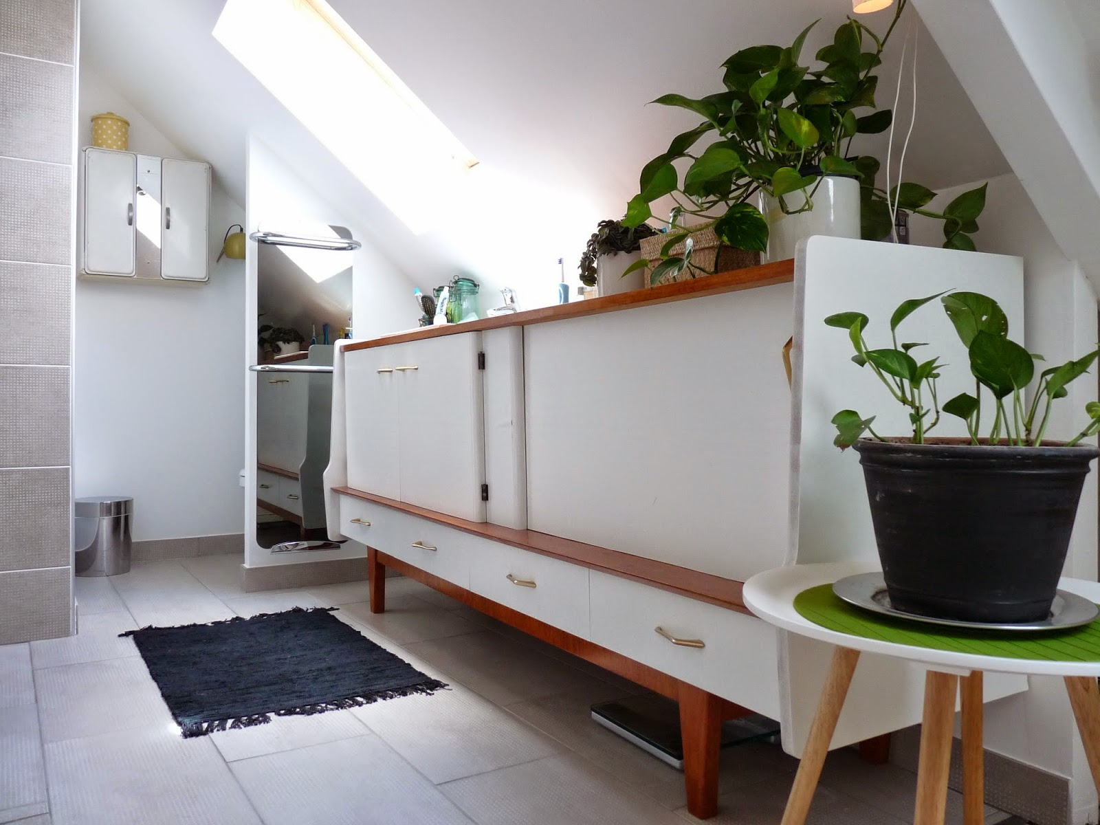 Rue rivoirette diy mon meuble de salle de bain for Meuble salle de bain diy