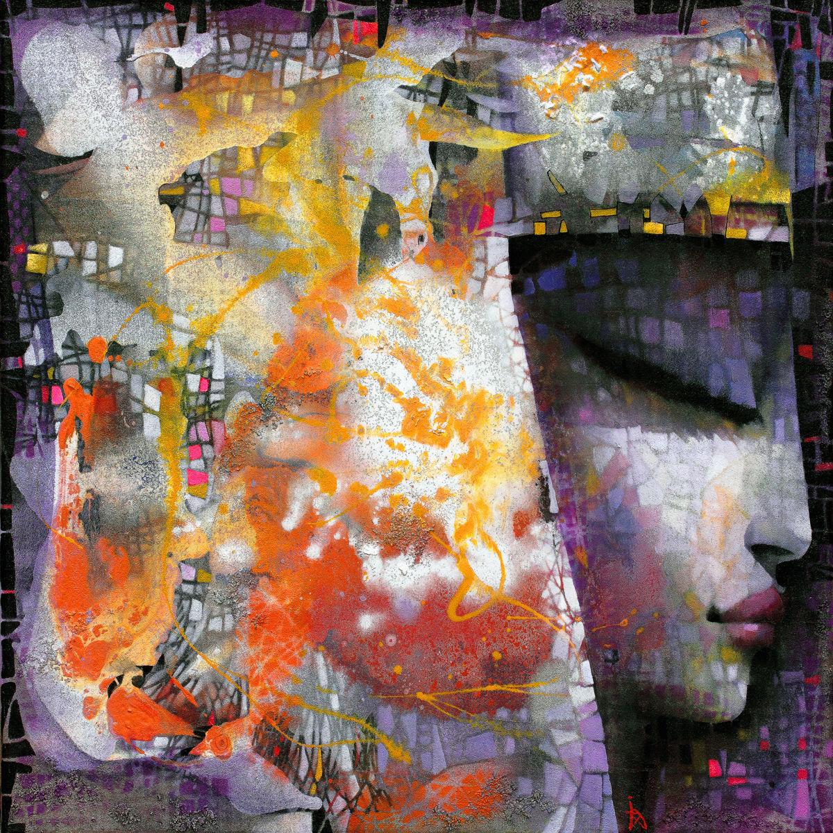 Ira Tsantekidou Dreaming Goddess