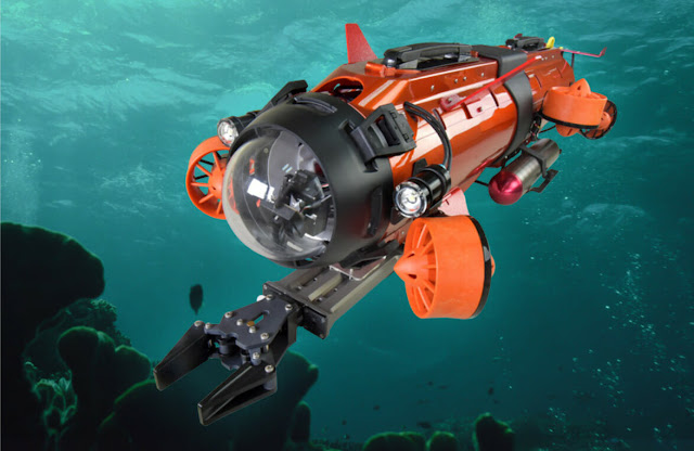TTRobotix's SeaDragon XLR