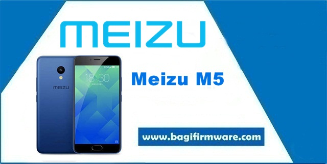 Firmware dan Cara Flash Meizu M5 Tested (Scatter File)