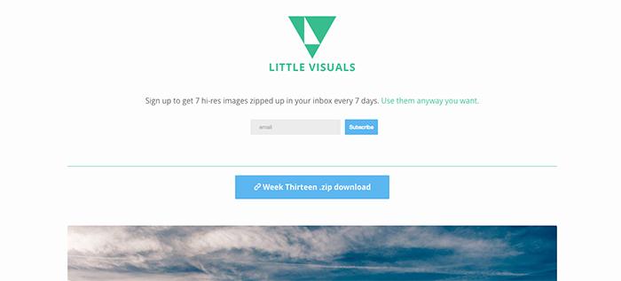 http://littlevisuals.co/