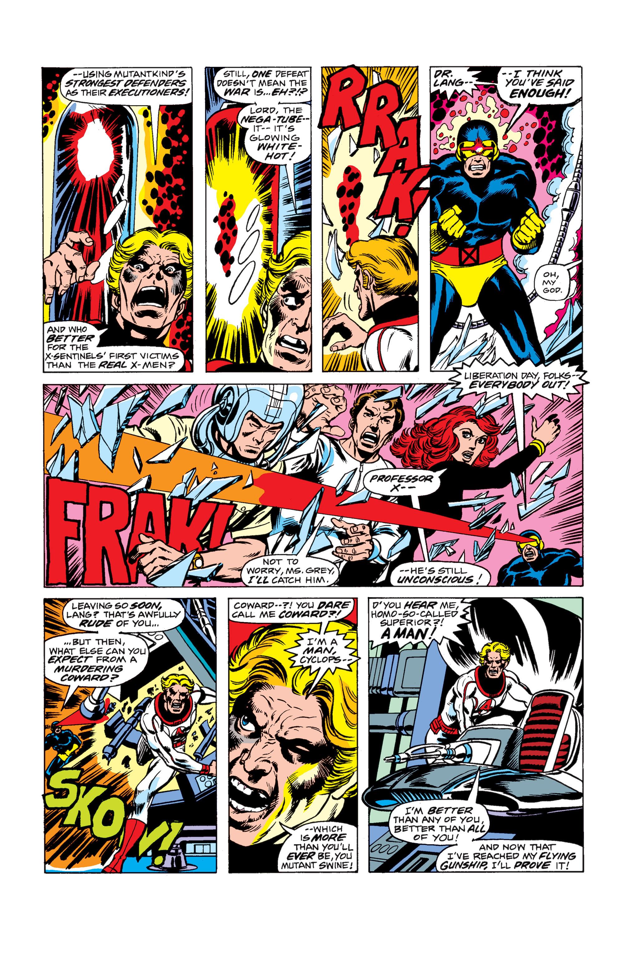 Uncanny X-Men (1963) 100 Page 10