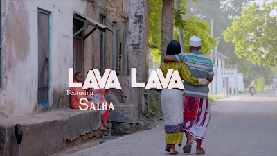 VIDEO   Lava Lava Ft Salha - Hatuachani [official mp4 video]