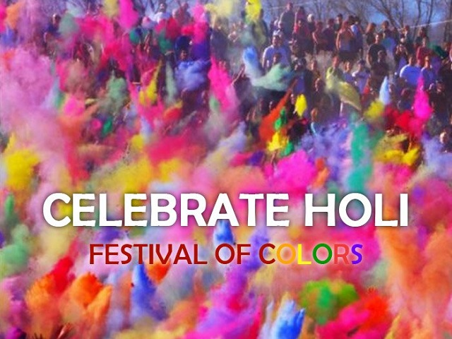 When is Holi Celebrated?