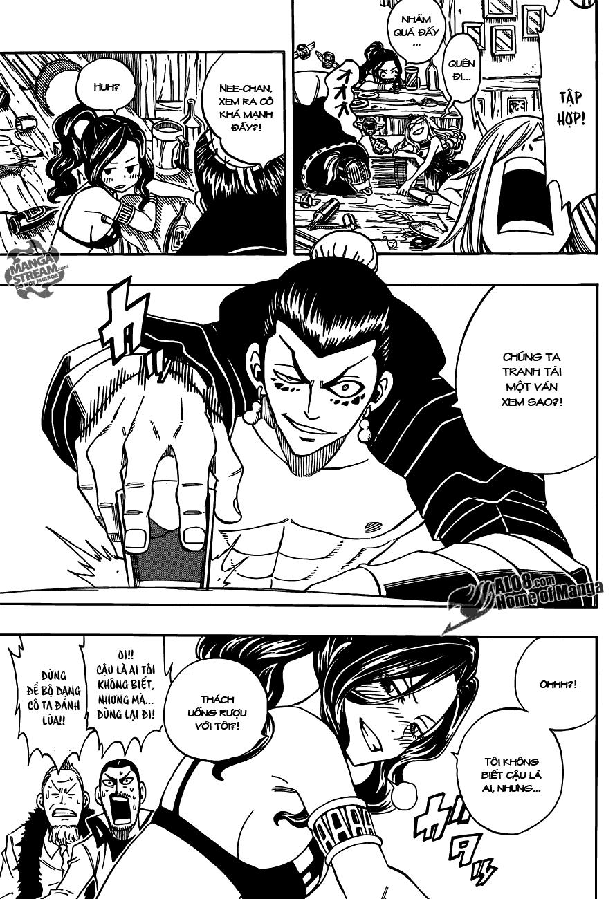 Fairy Tail chap 275 trang 13