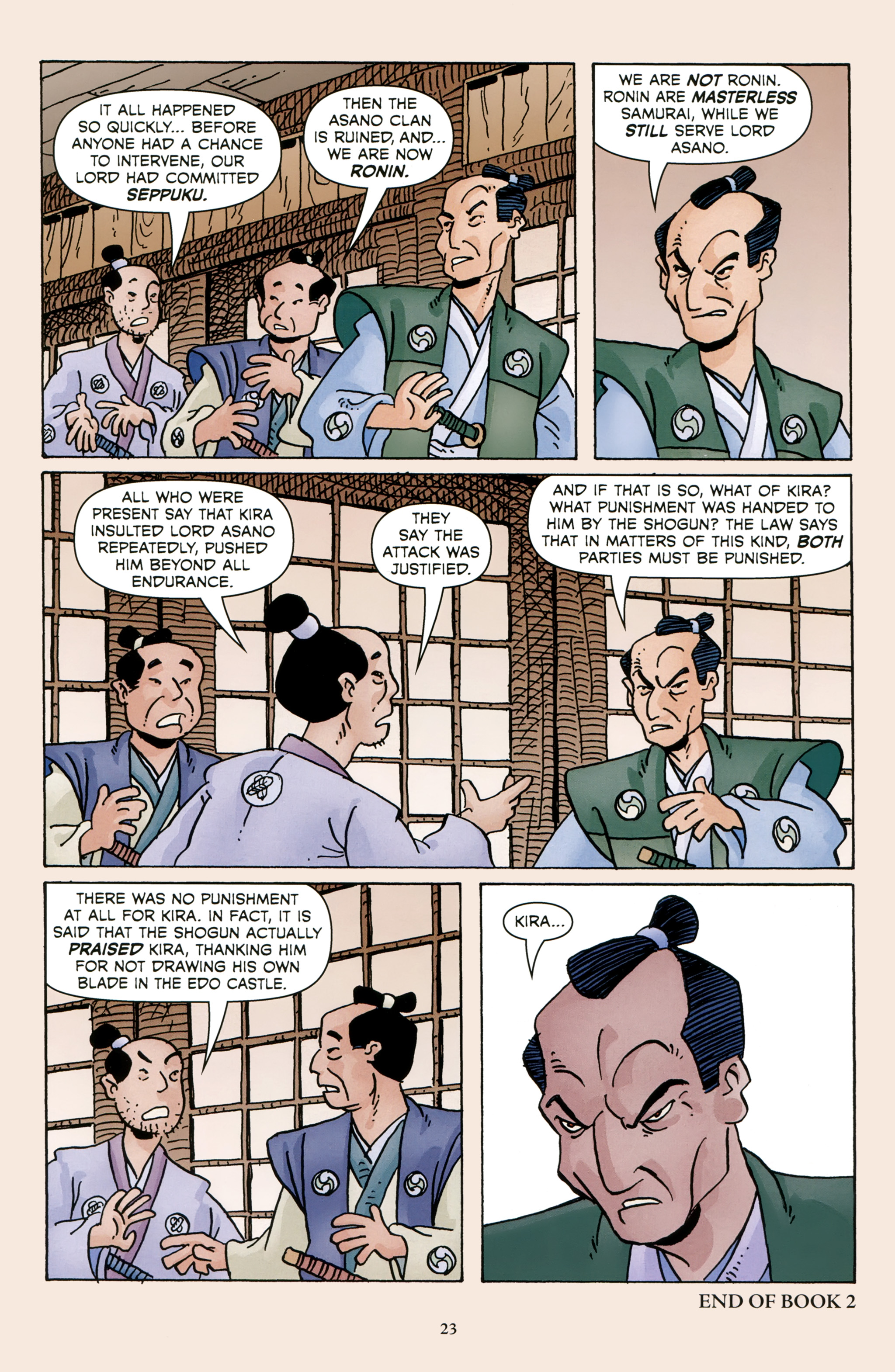 47 Ronin | Viewcomic reading comics online for free  Read