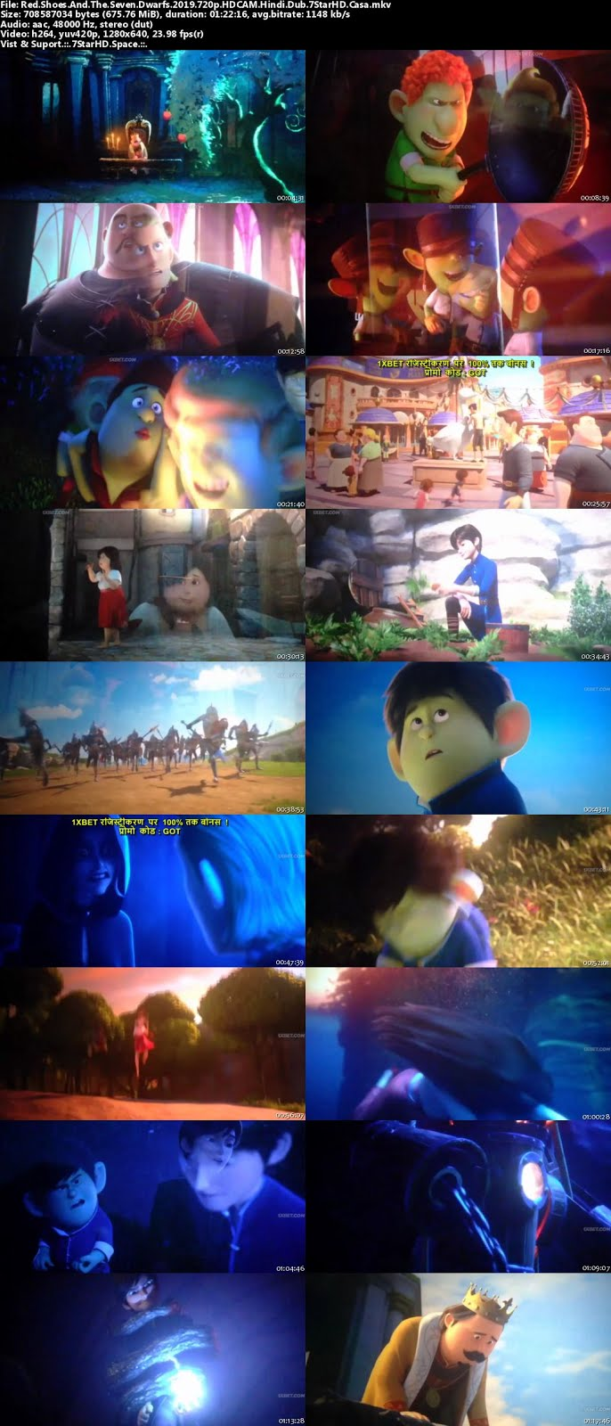 Red.Shoes.And.The.Seven.Dwarfs.2019.720p.HDCAM.Hindi.Dub.7StarHD.Casa s