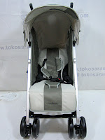 1 Chris and Olins NE1383 Trophy Lightweight Baby Stroller