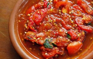 Resep Membikin Sambel Tomat Pedas