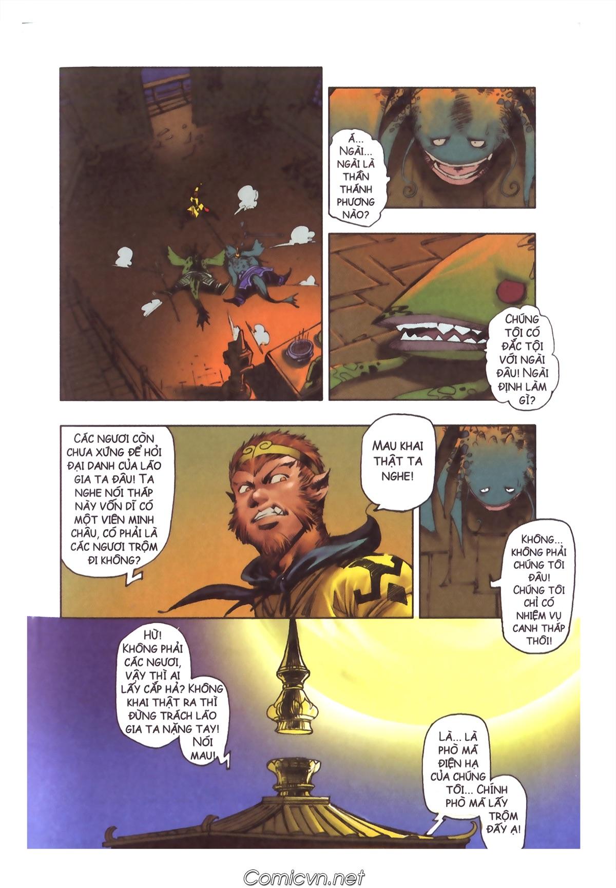 Tây Du Ký màu - Chapter 110 - Pic 31