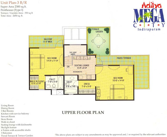 Penthouse-floor-plan
