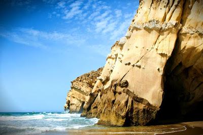 Playa Cuevas Rock