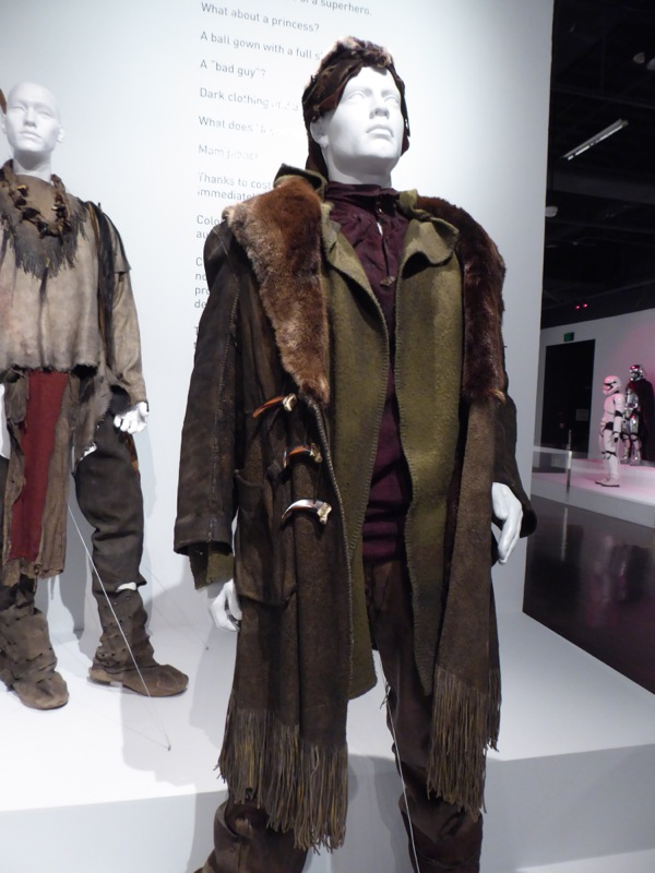 Tom Hardy Revenant John Fitzgerald movie costume