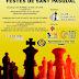 Final, XII Campionat d'Escacs Festes de Sant Pascual, ganó David Jordán. El Sub-12 para Miquel Asins