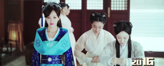 Tiffany Tang Yan in Princess Weiyoung