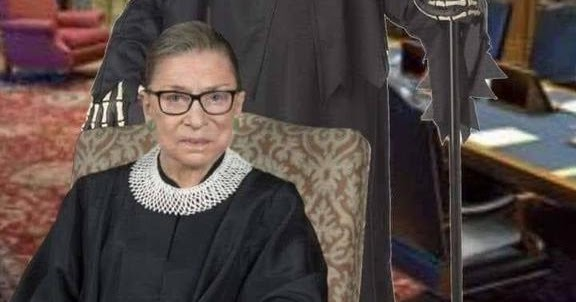 Deplorable News: Justice Ruth Bader Ginsburg Death Imminent