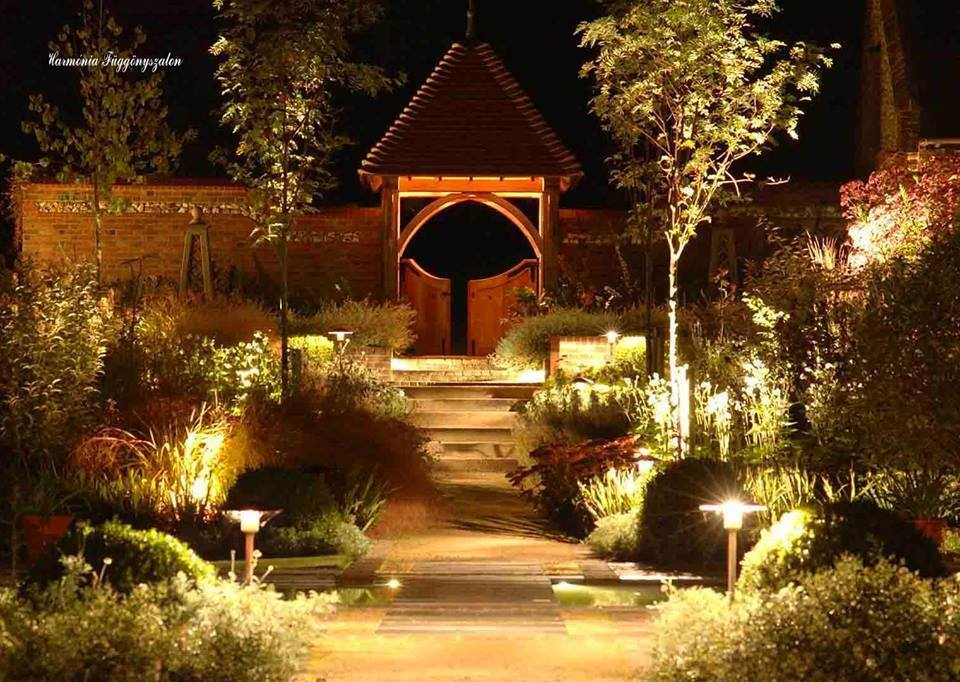 Home Design Ideas Pictures: Mind Blowing Garden Lighting Ideas