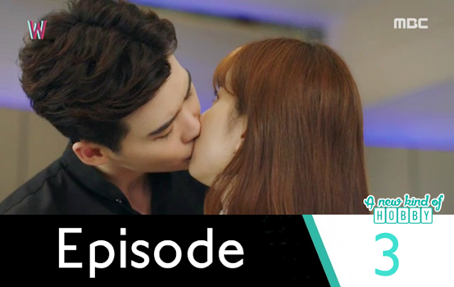 Chul Kissed Yeon Joo - W Episode 3 Review - Korean Drama 2016